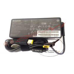 Adaptor Charger Lenovo Thinkpad 20V 4.5A USB Segi Jarum
