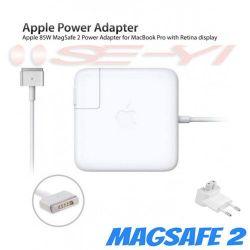 Adapter Apple Macbook Pro 15 -17 inci For apple A1398 - Modelo A1424 - 20V 4.25A 85 Watt ( MAC PRO ) - MAGSAFE 2 ORIGINAL