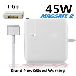 """Adapter Apple Macbook Pro 11"""" 13inci A1436 A1465 A1466*14.85V 3.05A 45 Watt ( MAC PRO ) - MAGSAFE 2 ORIGINAL"""
