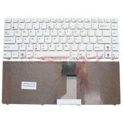 Keyboard Asus A42 A42J A43 A43E A43U A43SJ K42 K42D K42J Frame Putih