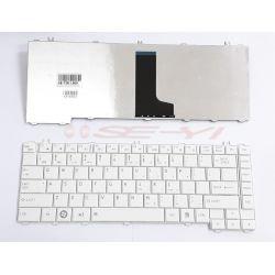 Keyboard Toshiba Satellite C600 C605 C640 L600 L630 L635 L640 L640D L645 L645D L730 L745 Series B40-A (White)