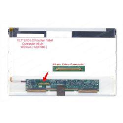 """LED 10.1"""" Acer One 532 531 D150 D250 NB300 NB305 NB505 CJM PJM (40 pin tebal)"""