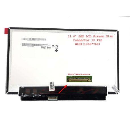 """LED LCD 11.6"""" SLIM (30 Pin Non Kuping)"""