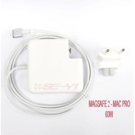 Adaptor Apple Macbook Pro 13 inci 2006 2007 Model A1345 16.5V 3.65A (MAC PRO) MAGSAFE 2 - 60 Watt